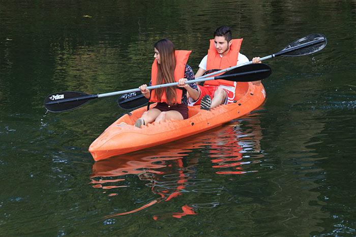 Kayak Río Sabinos